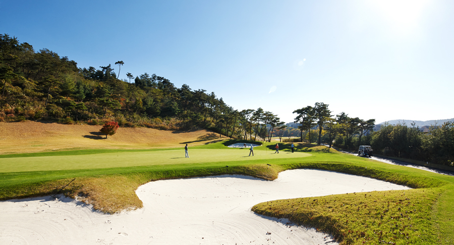 The Honors Country Club 전경
