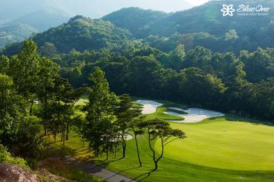 시원한 여름 골프를 즐길 수 있는 블루원 상주 C.C 관련이미지