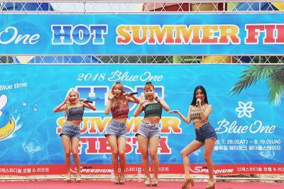 블루원의 핫!한 여름공연들 관련이미지