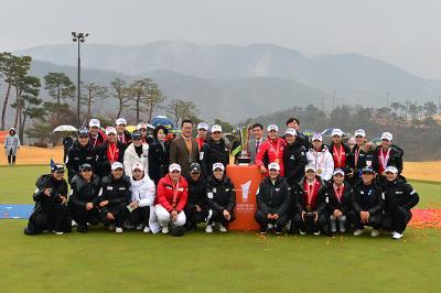 결승전 (마지막날) 오렌지라이프 챔피언스트로피 박인비 인비테이셔널 관련이미지